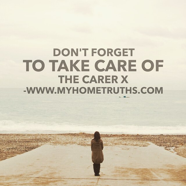 10 ways to care for the carer